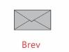 Send vanlig brev eller PO i posten